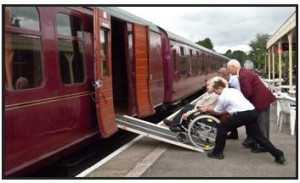 Disabled Facilities Peak Rail