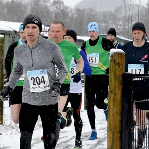 race the train - matlock athletic club event