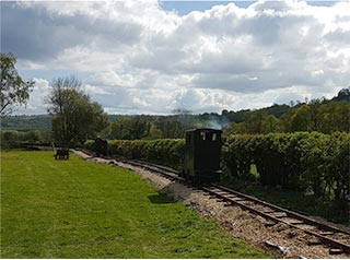 the line ashover light railway