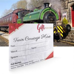 Train Carriage Hire