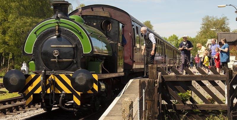 """Peak Rail is """"Back in Steam"""""""